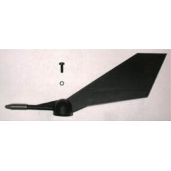 VDO Old Series Mast Head Unit Windvane after 08/93