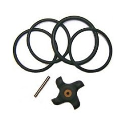 VDO Triducer DST800 Paddlewheel with axle