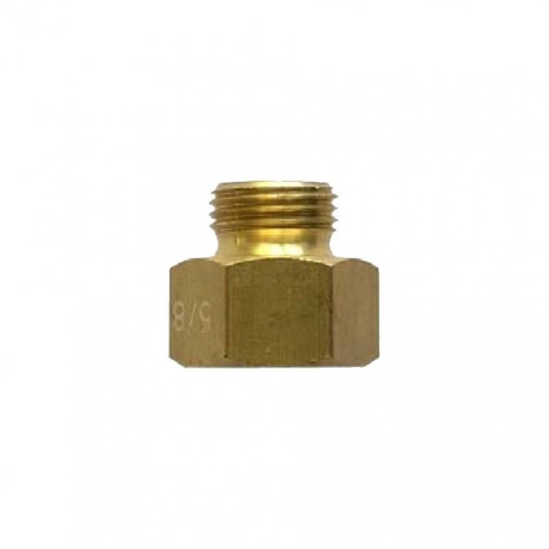 "Sensor adapter 1/8"" - 27NPTF Female - M10 x 1 Male"
