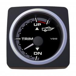 VDO AcquaLink Trim Angle Black 52mm