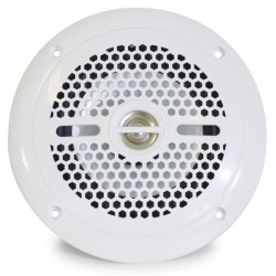 VDO Marine Speaker Round 130mm White 2-Ways (2 pieces)