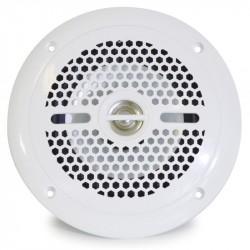 VDO Marine Speaker Round 130mm White 2-Ways (2 pieces)