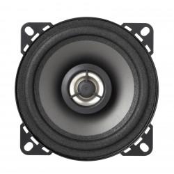 VDO Lautsprecher Rund 100mm Schwarz 50W 2-Weg (2 Stück)