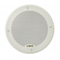 VDO Speaker Round 130mm White 60W 2-Ways (2 pieces)