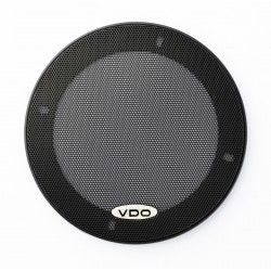 VDO Speaker Round 130mm Black 60W 2-Ways (2 pieces)