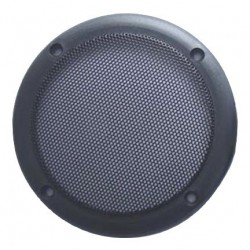 VDO Speaker Gril Round 100mm Black (100 pieces bulk)