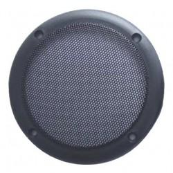 VDO Speaker Gril Round 100mm Black (100 pieces bulk)