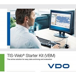 Continental VDO TIS-Web® NL Start - 6 Months Subscription - Chipcard Reader