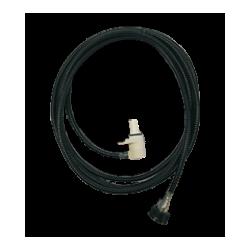 VDO 1319 Tachograaf Hall impuls sensor - Kabel 2.3m - Bajonet connector