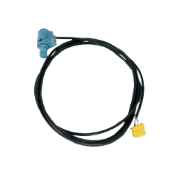 VDO Kitas 2170 Smart Tachograph sensor connection cable - Length 2.8 meter