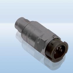 VDO 1318 Tachograaf Inductieve Impulsgeber - Sensor Element Länge 25mm - Volvo