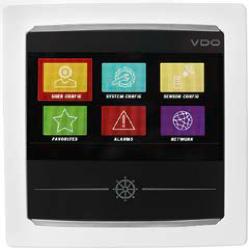 VDO AcquaLink Multifunction Display Weiß 4.3 Inch