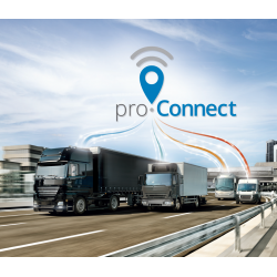 Continental VDO NL pro-Connect Track - Trace - Tacho Download - FMS