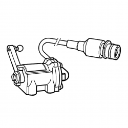 Continental VDO E-Gas II E-Gas Set-point sender - Powered via electronic controller