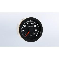VDO Cockpit Vision Tachometer 7000 rpm