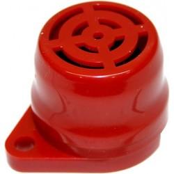 VDO Warning Buzzer 24V Red