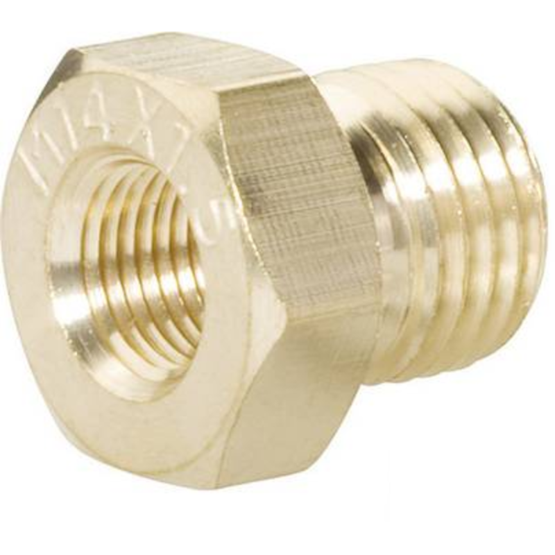 Sensor adapter M14 x 1.5 Female - M20 x 1.5 Male
