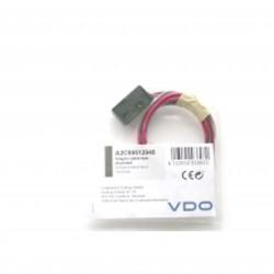 VDO ViewLine Voltmeter Adapterkabel 8-polig