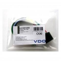 VDO ViewLine Drehzahlmesser Anschlußkabel 14-polig