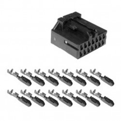VDO ViewLine Connector set 14-pin