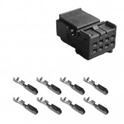 VDO ViewLine Connector Kit 8-polig
