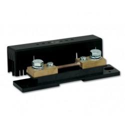 VDO ViewLine Ampèremeter Kit 150A Zwart 52mm