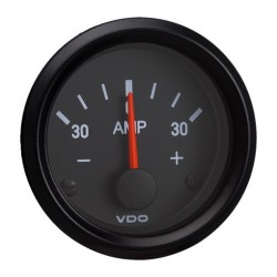 10 Pieces VDO Cockpit International Ammeter gauge 52 mm 30A