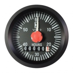 VDO Cockpit International Engine hours counter 52 mm 12V