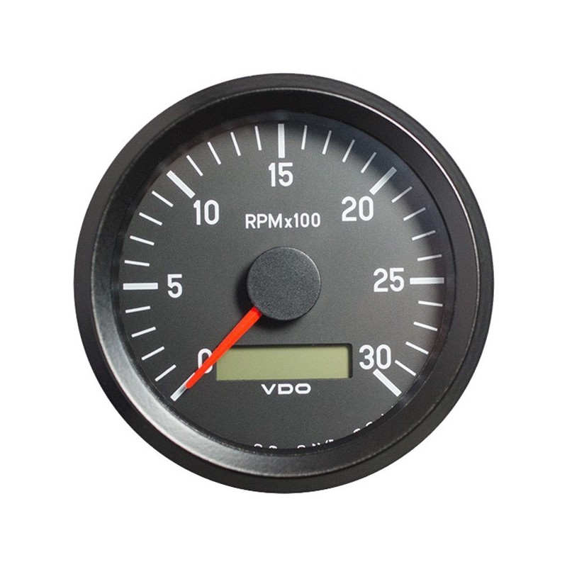 10 Pieces Vdo Cockpit International Tachometer 3 000 Rpm