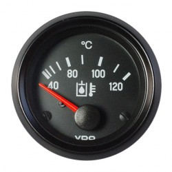 10 Pieces VDO Cockpit International Oil temperature 120°C 52mm 12V