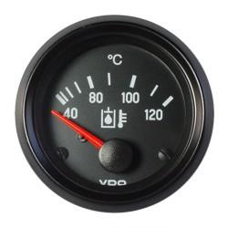 10 Stück VDO Cockpit International Öltemperatur 120°C 52mm 12V