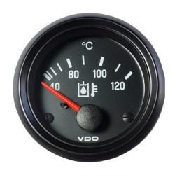 10 Pieces VDO Cockpit International Oil temperature 120°C 52mm 24V
