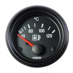 10 Stück VDO Cockpit International Öltemperatur 120°C 52mm 24V