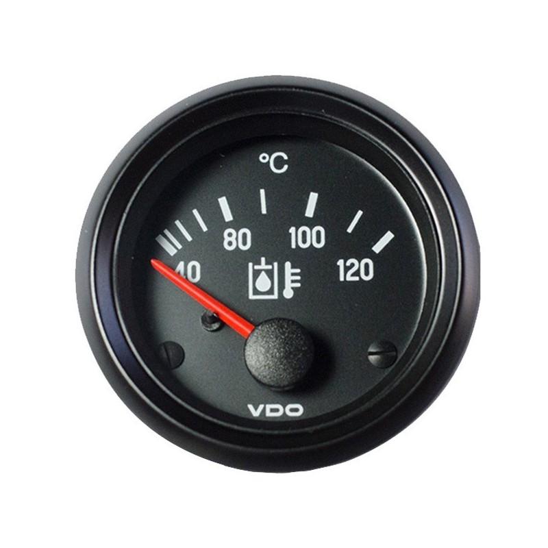 10 Stuks VDO Cockpit International Olietemperatuur 120°C 52mm 24V