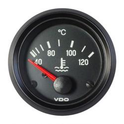 10 Pieces VDO Cockpit International Coolant temperature 120°C 52mm 24V