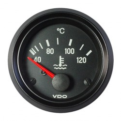 10 Pieces VDO Cockpit International Coolant temperature 120°C 52mm 12V