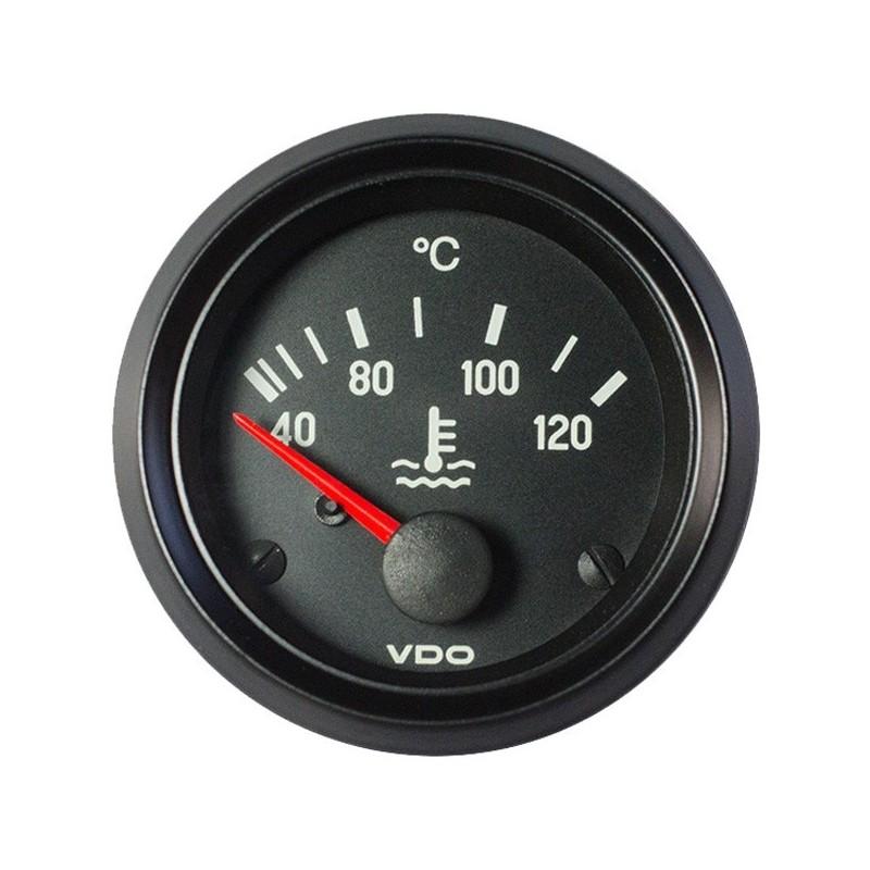 VDO Cockpit International Koelwatertemperatuur 120°C 52mm 12V