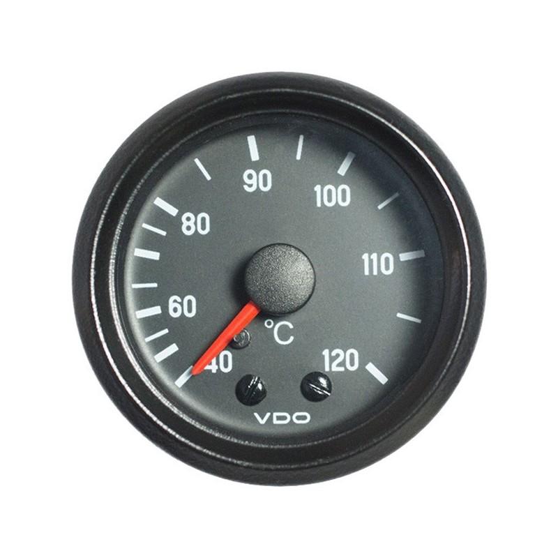 VDO Cockpit Vision Koelwatertemperatuur 120°C 52mm