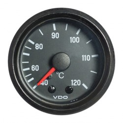 VDO Cockpit Vision Coolant temperature 120°C 52mm