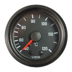 VDO Cockpit Vision Kühlwassertemperatur 120°C 52mm