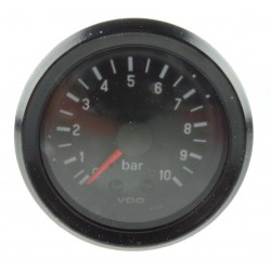 VDO Cockpit International Pressure gauge 10Bar 52mm