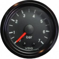 VDO Cockpit International Drukmeter 7Bar 52mm