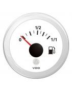 Brandstof meters