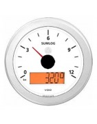 Speedometers Sumlog