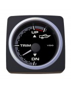 Trim gauges